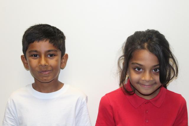 KS1 School Council Representatives