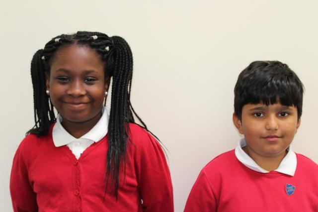 Class 16 School Council Representatives