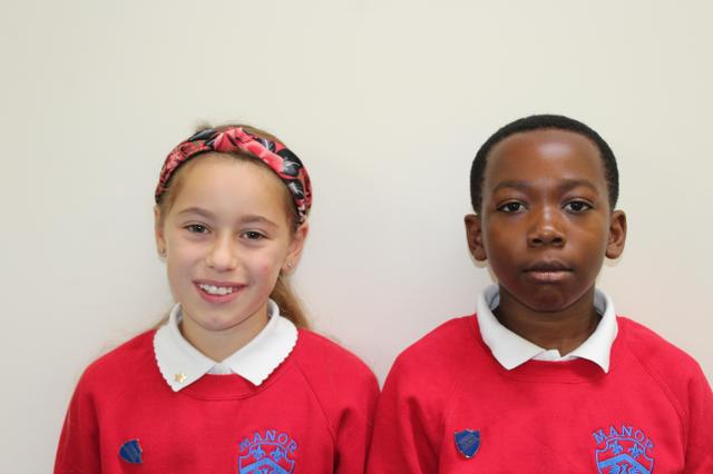 Class 17 School Council Representatives
