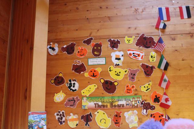 Nursery Display Autumn