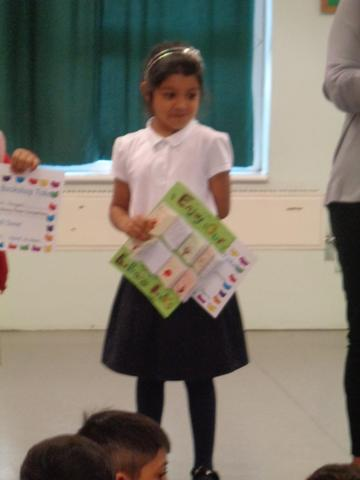 Library Poster Winner for Year 2