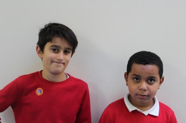 The ARP School Council Representatives
