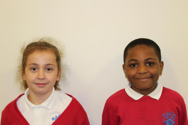 Class 13 School Council Representatives 2020