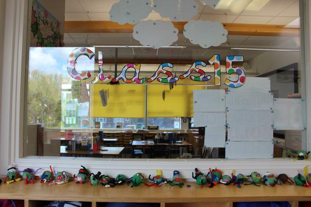 Class 15 Display Summer