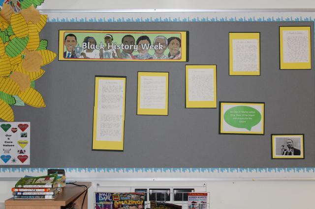 Class 14 Autumn Displays