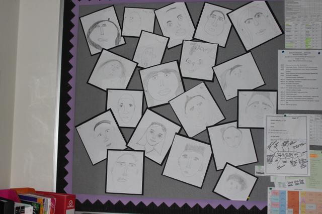 Class 15 Autumn Displays