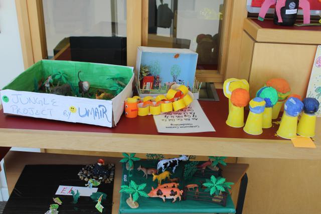 Nursery Display Summer
