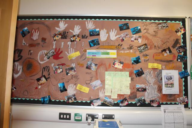 Class 11 Autumn Displays
