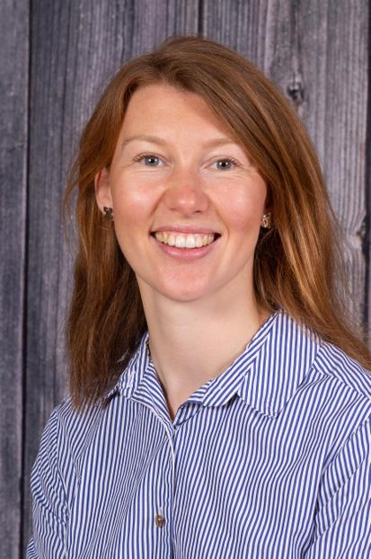 Class Keller: Miss Hannah Watson (Year leader)