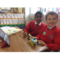 We have made all sorts!