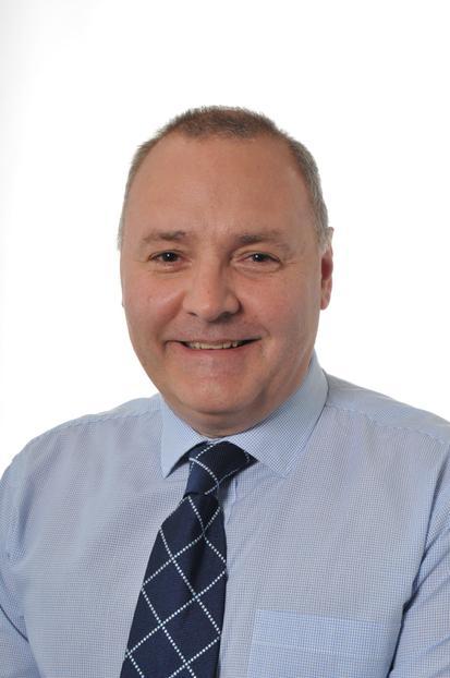 Assistant Headteacher: Mr Greg Scott