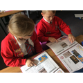 Looking through our Knowledge Organisers for key words