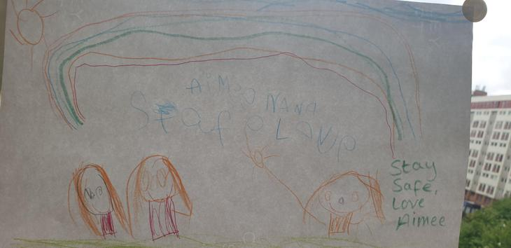 Aimee EYFS - lovely picture