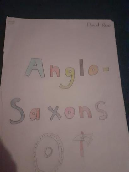 David - Y5 - Anglo Saxon Research