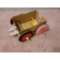 Darcie finished car for Traction Man