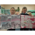 We made Battle of Hastings posters.