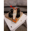 FInley finished car for Traction Man