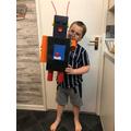 Charlie's robot