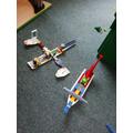 Our lego buildng fun