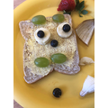 Fruit bread with a difference