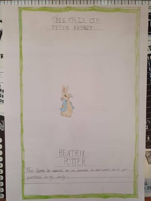 Tilly - The Tale of Peter Rabbit