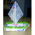 Summer's boat