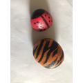 Sai's painted rocks