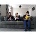 Do the books describe the readers?..