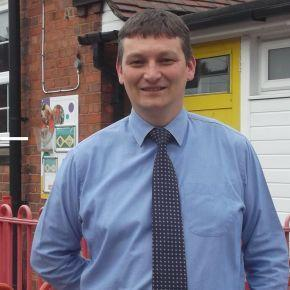 Mr Simon Robson - Headteacher