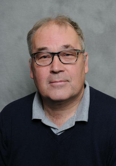 Mr Ian Webb - Site Technician