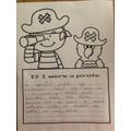 If I were a pirate...