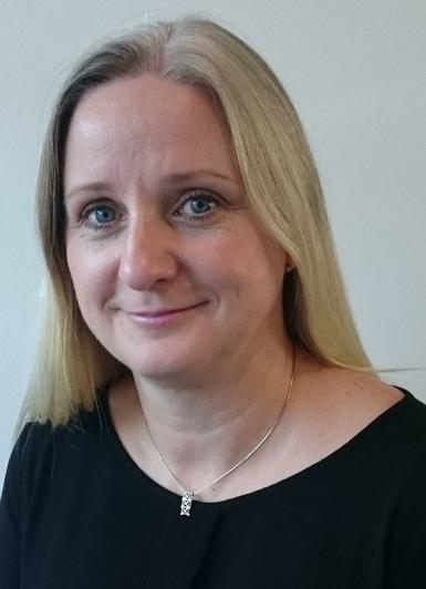 Mrs Alison Turley -Co-opted Governor - vice chair