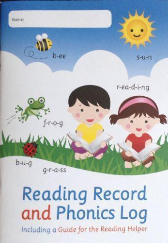 Our reading record book