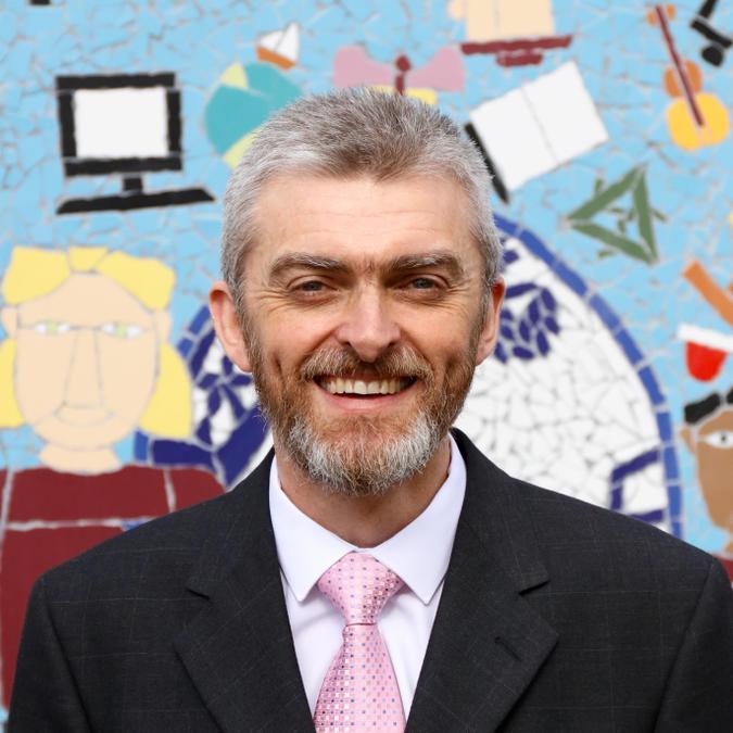 Darren Stanley - Head Teacher