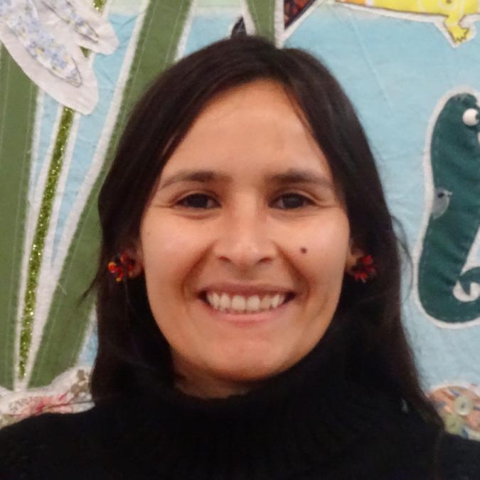 Raquel Bustios - TA