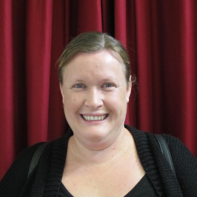 Tina Watkins - TA