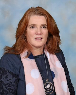 Catherine Brosnan, Acting Headteacher