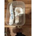 Mummifying our own bananas