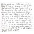 Jack's Literacy - Writing a speech