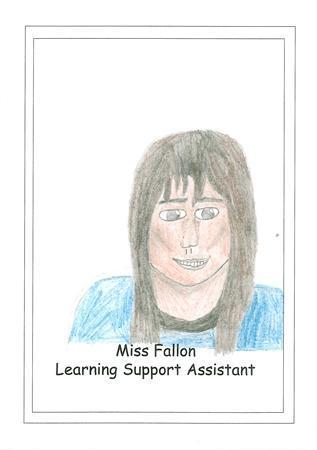 Miss Fallon - LSA Year 2