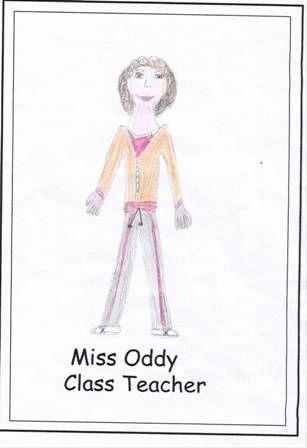 Miss Oddy - Year 3 Teacher