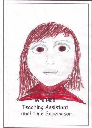 Mrs Hall - LSA Year 6