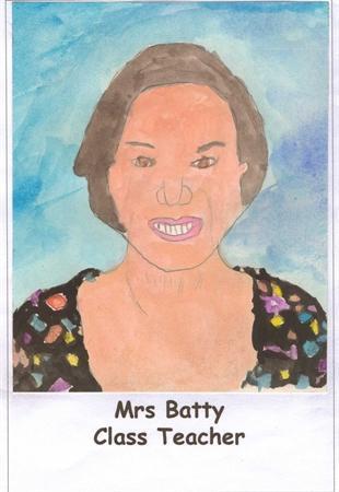 Mrs Batty - Year 4 Teacher