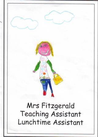 Mrs Fitzgerald - LSA Year 2