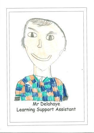 Mr Delahaye - LSA Year 3/4