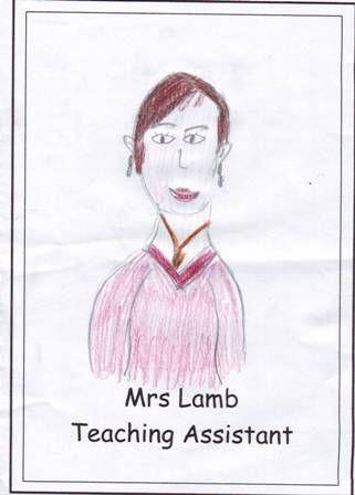 Mrs Lamb - LSA Year 5