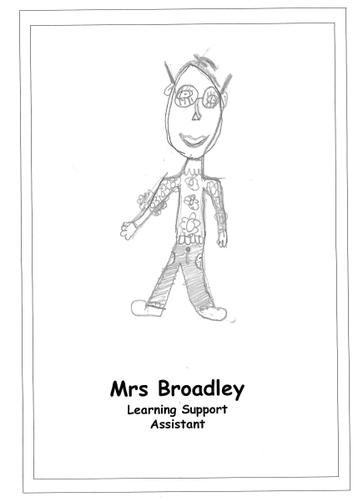 Mrs Broadley - LSA Reception