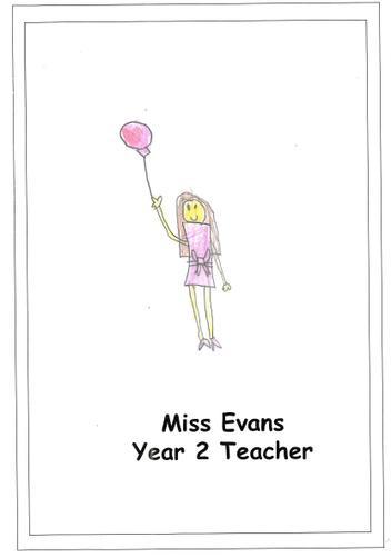 Miss Evans - Year 2 Teacher
