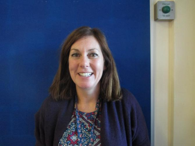 Ms Roxby - Deputy Head/SENCO & Year 6 Teacher