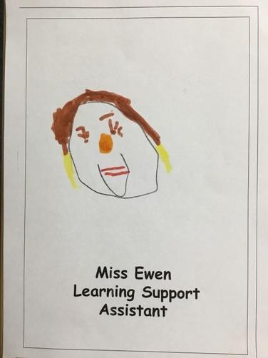 Miss Ewen LSA Reception